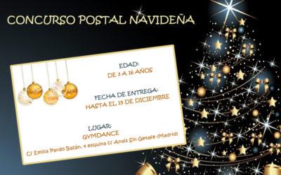Concurso tarjeta navideña Gymdance